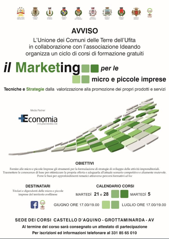 IL MARKETING PER LE MICRO E PICCOLE IMPRESE