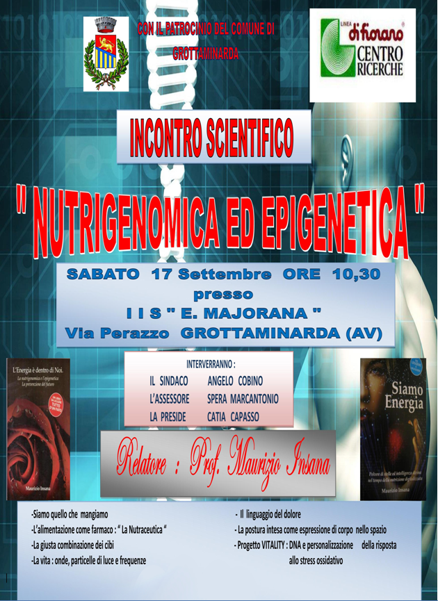 Incontro Scientifico
